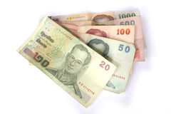 Thay Geld Lizenzfreies Stockfoto
