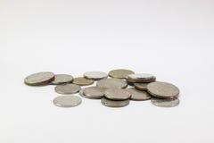 THB-Münzen Stockbilder