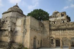 Katas Raj Temples Royalty Free Stock Photography