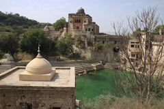 Katas Raj Temples Royalty Free Stock Images