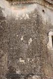 Painted walls at Katas Raj Temples Royalty Free Stock Image