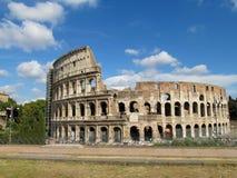 TheColoseum στη Ρώμη Στοκ φωτογραφία με δικαίωμα ελεύθερης χρήσης