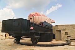 The 100-ton Gun Stock Photography