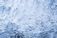 The Abstract Background Of Ice Structure Royalty Free Stock Photos