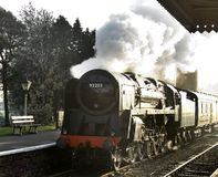 Free The Age Of Steam Royalty Free Stock Images - 1377769