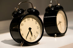 Free The Alarm Vintage Clocks Face On The Table Royalty Free Stock Photo - 96306765