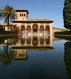 The Alhambra Royalty Free Stock Photo