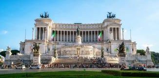 Free The Altare Della Patria In Rome , Italy Stock Photo - 142826330