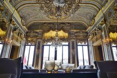 Free The Aman Canal Grande Hotel Located In The Palazzo Papadopoli In Venice Royalty Free Stock Photography - 70710227