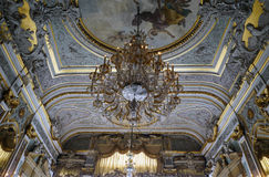 Free The Aman Canal Grande Hotel Located In The Palazzo Papadopoli In Venice Royalty Free Stock Images - 70710239