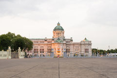 The Ananta Samakhom Throne Hall In Thai Royal Dusit Palace, Bang Royalty Free Stock Images