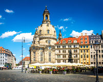 Free The Ancient City Of Dresden, Germany. Royalty Free Stock Image - 43370736