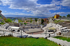 Free The Ancient Theatre Of Philippopolis Stock Photography - 42960432