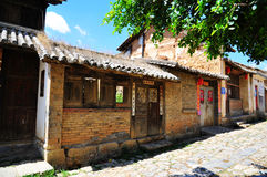 Free The Ancient Town Of Yunnanyi Royalty Free Stock Image - 20401226