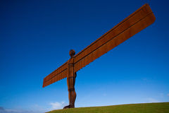 The Angel Of The North Stock Photography
