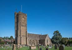Free The Anglican Church Of St Catherine At Montacute Stock Images - 160928164