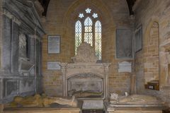 Free The Anglican Church Of St Catherine At Montacute Royalty Free Stock Photo - 160928355