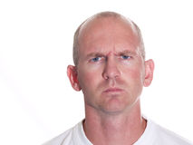 Free The Angry Bald Guy Stock Photos - 975313