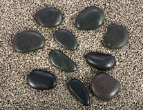 The Background Of The Stones. Royalty Free Stock Photography