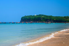 The Beach In Weizhou Island,China Royalty Free Stock Images