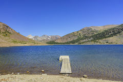 Free The Beautiful Saddlebag Lake Royalty Free Stock Photo - 75649025