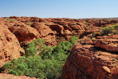 Free The Beehive Domes Above Kings Canyon Royalty Free Stock Image - 11184276