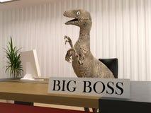 Free The Big Boss Royalty Free Stock Image - 4074836