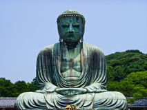 The Big Buddha, Daibutso Stock Images