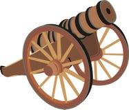 The Big Gun Royalty Free Stock Images