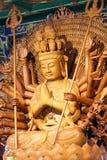 The Big Kuan Has Thousand Hands Stock Image