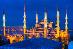 Free The Blue Mosque, Istanbul, Turkey. Stock Image - 37421511