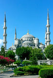 The Blue Mosque Istantbul Stock Photography