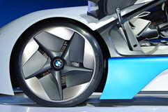 Free The BMW Vision EfficientDynamics Vehicle Royalty Free Stock Photos - 21319758