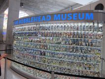 Free The Bobblehead Museum In Marlins Park Miami Florida Royalty Free Stock Image - 134613556
