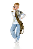 The Boy Royalty Free Stock Photography