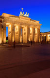 The Brandenburg Gate Royalty Free Stock Images