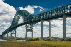 Free The Bridge Laviollette Royalty Free Stock Images - 4359949
