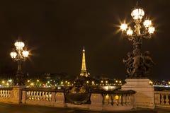 Free The Bridge Of Alexander III. Stock Photography - 21274252