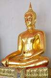 The Buddha Gold Statue