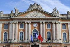 Free The Capitole Of Toulouse - France-Tourisme Royalty Free Stock Photos - 37567248