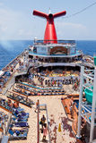 The Carnival Ship Freedom Royalty Free Stock Images
