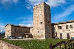 The Castle Of Sorrivoli Royalty Free Stock Photography