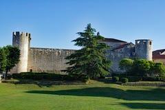 Free The Castle Of Svetvincenat Istria Croatia Royalty Free Stock Photography - 126525827