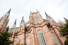 Free The Cathedral In The City Of La Plata Stock Photography - 26548972