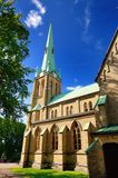 The Cathedral Of Goteborg Stock Photo