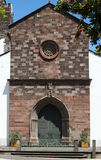 The Cathedral Of Our Lady Of The Assumption In Funchal, Madeira Royalty Free Stock Image