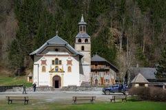 Free The Chapel Notre Dame De La Gorge Royalty Free Stock Images - 98536089