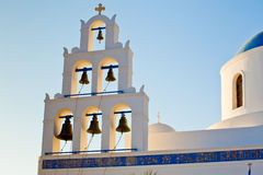 Free The Church In Oia, Santorini Royalty Free Stock Images - 19063049