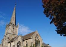 Free The Church Of Saint John The Baptist, Frome, Somerset, England Royalty Free Stock Photos - 157481378