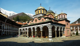 Free The Church Of The Rilski Monatery Stock Photography - 9324312